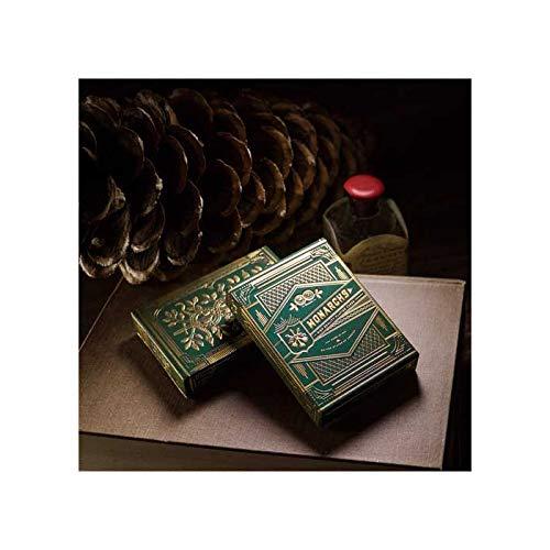 Monarch Green Edition