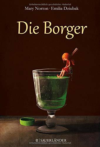 Die Borger: Mit farbigen Bildern von Emilia Dziubak