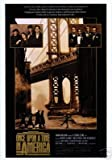 Once Upon A Time In America Film Poster–Rare