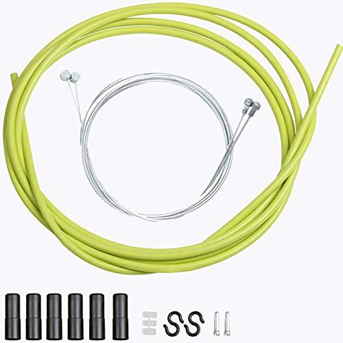 Juego de cables de freno y funda para cable de freno para...