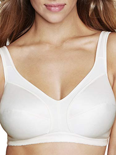 Dominique Comfortable Wire-Free Bra, 48A, Champagne