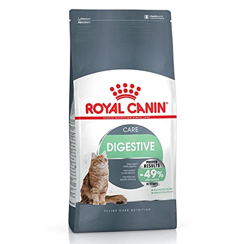 Royal Canin Comida para gatos Digestive Care 2 Kg ✅