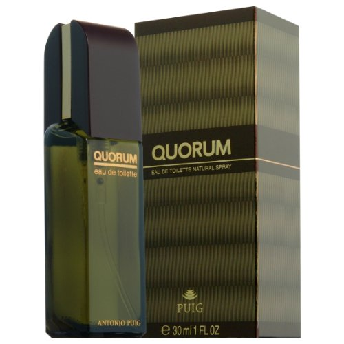 Antonio Puig Quorum homme/men, Eau de Toilette, Vaporisateur/Spray, 30 ml