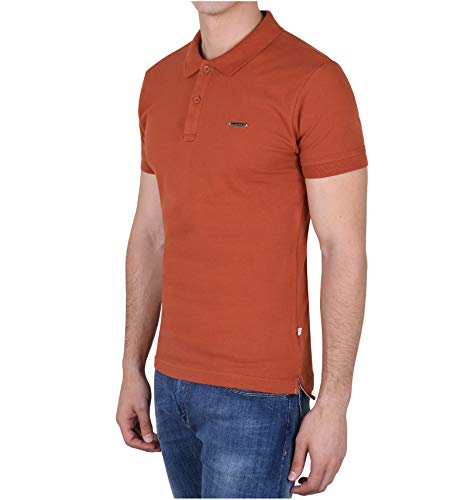 Opiniones y reviews de Playera Polo Naranja los más recomendados. 2