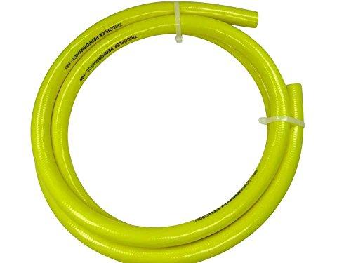 Tricoflex Performance Wasserschlauch 1/2', 12,5x18,2mm, 25m oder 50m Rolle, dicke Wandung, soft und flexibel für den professionellen Gebrauch, Schlauchlänge:25m - Rolle