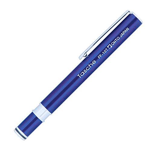 Ohto Tasche Füllfederhalter kompakt blau