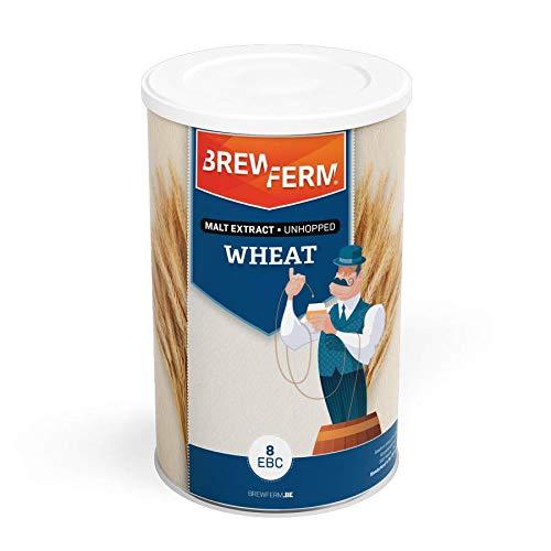 1,5kg Malzextrakt flüssig Weizen/Wheat/Tarwe zum Bierbrauen
