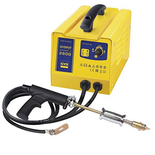 GYS Ausbeulspotter für Stahl, GYSPOT 2600, 10 W, 230 V, Other