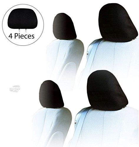 monogram headrest covers - 9