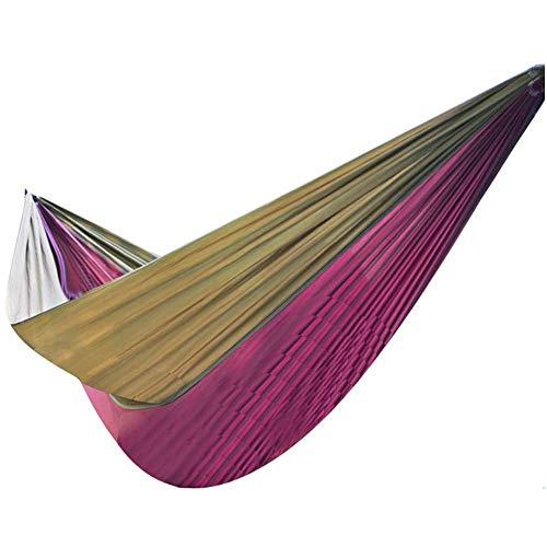 Haa Al Aire Libre Ligero Ligero 250 * 130Cm Portátil con para Mochileros, Camping, Viajes, Playa, Yar Amarillo + Verde Portátil ligero Gymqian/Blue + Gray