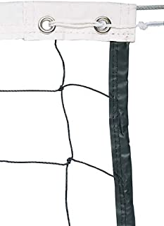 Champion Sports Braided Volleyball Nets, White, 32 x 3-Feet