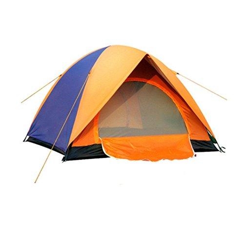 FANGCHE Leggera Tenda Familiare Impermeabile Per I Viaggi, Campeggio, Trekking Con Il Sacchetto Portatile