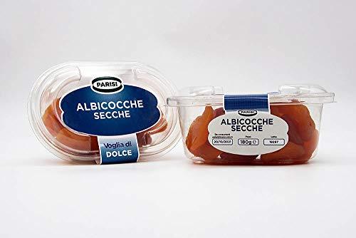 Parisi Albicocche Secche - 180 Gr