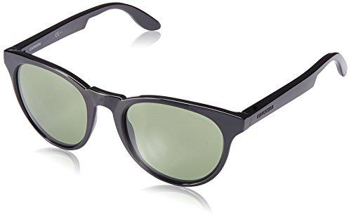 Carrera 5033/S DJ D28 52 Montures de lunettes, Noir (Shiny Black/Green), Mixte Adulte