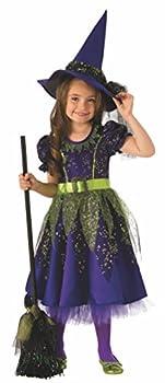Rubie s Twilight Witch Child s Costume Purple/Black Small