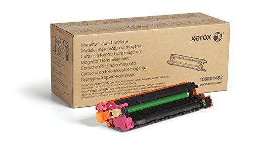 Xerox 108R01482 Laser Cartridge 40000páginas Magenta tóner y Cartucho láser - Tóner para impresoras láser (Laser Cartridge, 40000 páginas, Magenta, 1 Pieza(s))
