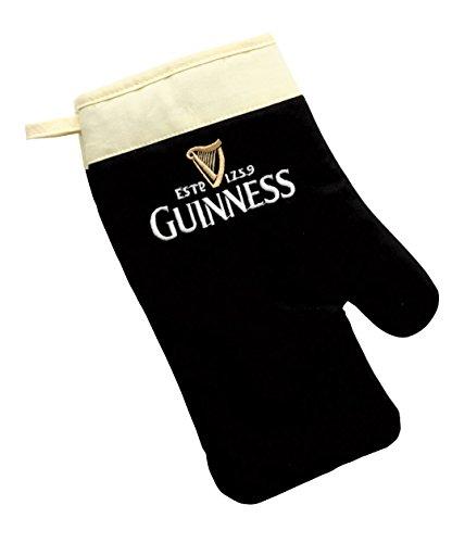 Guinness guanto da forno della birra