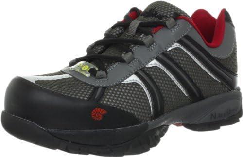 Nautilus Men's N1343 ESD Work Shoe, Grey - 6.5