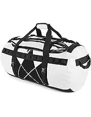 The Friendly Swede Duffeltas met rugzakbanden voor Gym, Reizen en Sport - SANDHAMN Duffle Waterdicht Materiaal