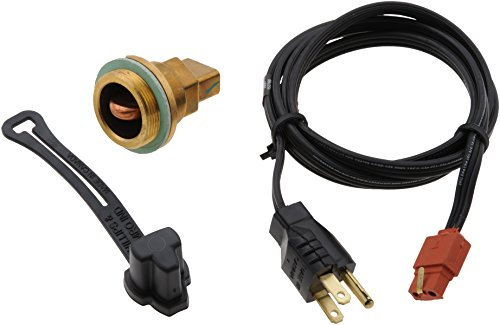 Zerostart 3100008 Engine Block Heater for Pontiac, Saab, Subaru, 36mm Thread   CSA Approved   120 Volts   400 Watts