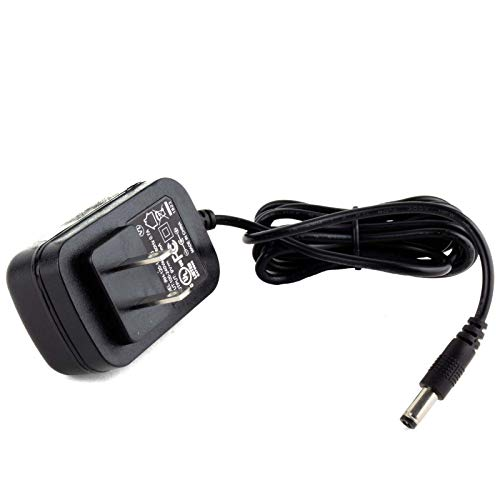 MyVolts 9V Power Supply Adaptor Replacement for Hairmax HMI V5.03 Laser Comb - US Plug