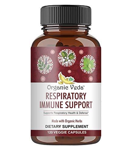 Respiratory Immune Capsules/Promotes Optimum Respiratory Health/Immune Boost/Respiratory Health Support Supplement