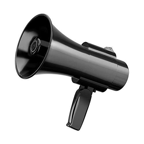 CPAZT 20W de Mano megáfono Altavoz Sirena incorporada Gama 600M de fútbol,...
