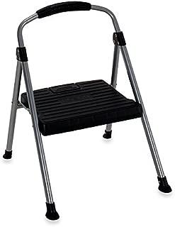 Cosco Lightweight Signature 225-Pounds Capacity One-Step Folding Step Stool (1-Step)