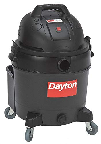 Buy Cheap DAYTON 6AKZ0 Wet/Dry Vacuum 4 HP 16 gal. 120V