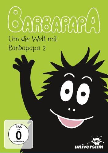 Um die Welt mit Barbapapa, Vol. 2
