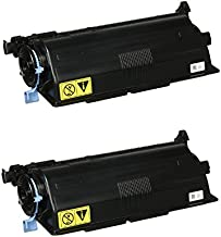 Kyocera TK-3102 (TK3102) Black Toner Cartridge 2-Pack for FS-2100, M3040, M3540