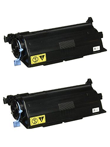Kyocera TK-3102 (TK3102) Black Toner Cartridge 2-Pack for FS-2100, M3040, M3540