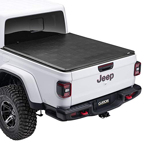 Gator ETX Soft Tri-Fold Truck Bed Tonneau Cover | 59701 | Fits 2020 -...