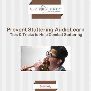 Prevent Stuttering audiobook cover art