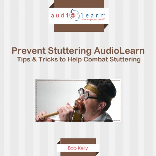 Prevent Stuttering audiobook cover art