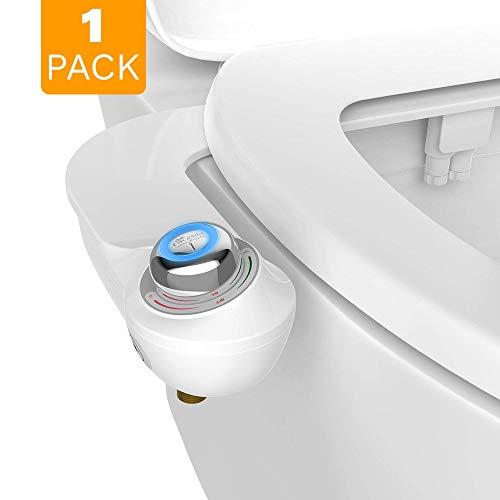 Bio Bidet SlimGlow Simple Bidet Toilet Attachment