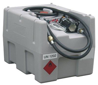 Dieseltankstelle DT-Mobil Easy 200 l kpl. m. E.-pu mpe 12V, AZV, BxTxH 800x600x590, Gewicht 25 kg