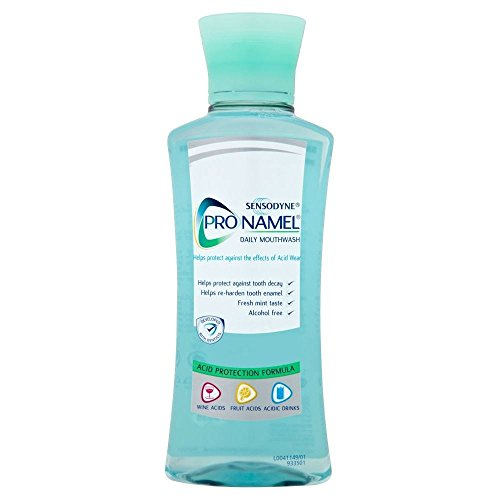 Sensodyne Enjuague Bucal Pronamel (250ml) (Paquete de 2)