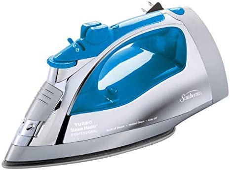 """Sunbeam Steammaster Steam Iron 