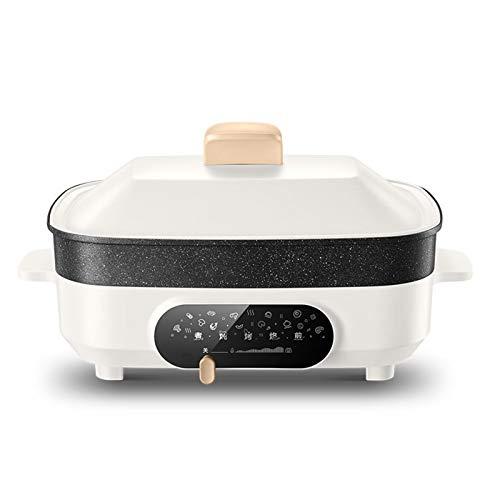 X-LSWAB Slow Cooker Elektro Familie Slow Cooker 5.5L Stew mit Suppe Gedämpfte Braten Eintopf-Lösung ohne Gedämpfte Geeignet for wohlschmeckend Familie Küche (Color : A)