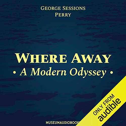 Where Away: A Modern Odyssey  By  cover art