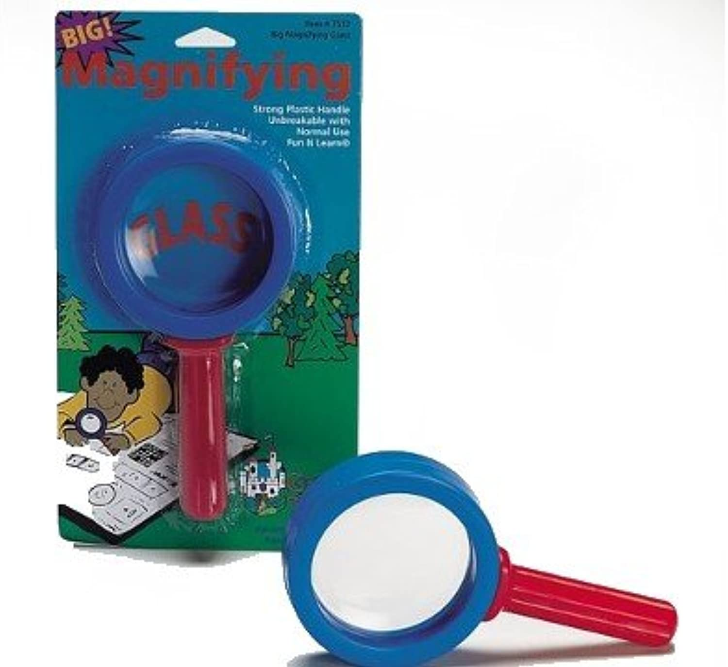 Castle Toy Big Magnifying Glass