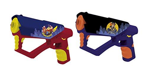 IMC DC Superhéroe Niñas Pistolas láser