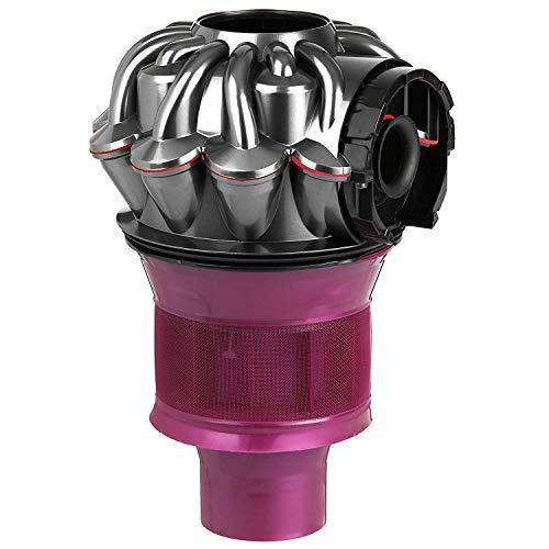 Dyson V6 Absolute sans Fil Bâton Aspirateur Nettoyeur Cyclone Boîtier Corps Assemblage - Rose