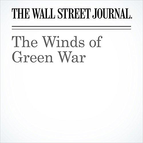 The Winds of Green War copertina