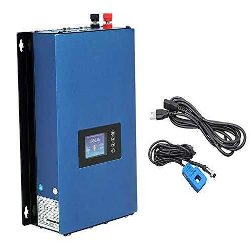 Y&H 1000W Solar Power ON Grid Inverter w/Limiter Wechselrichter Mppt DC45-90V Home