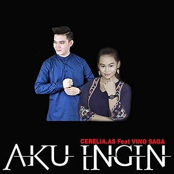 Aku Ingin (feat. Vino Saga)