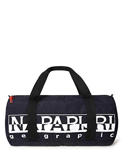 Napapijri Hack Duffle Travel Bag 60 cm, Blue Navy (Blue) - NP0A4E46