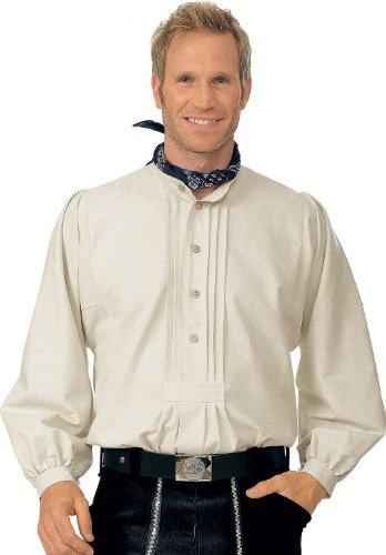 Oyster Altdeutsches Handwerkerhemd natur Größe 4 (XL)