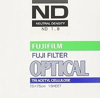FUJIFILM 光量調整用フィルター(NDフィルター) 単品 フイルター ND 1.8 7.5X 1